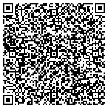QR-код с контактной информацией организации Салон красоты «Оксамит»