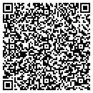 QR-код с контактной информацией организации DYMODELS