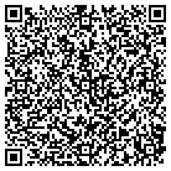 QR-код с контактной информацией организации Свежий дом, ИП