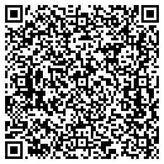 QR-код с контактной информацией организации Кристалл, ИП