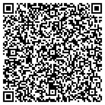 QR-код с контактной информацией организации Ковчег, ИП