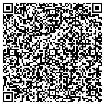 QR-код с контактной информацией организации Клининговая компания Мойдодыр, ИП