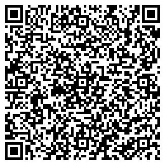QR-код с контактной информацией организации Мойдодыр,ИП