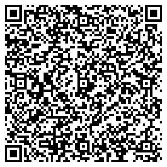 QR-код с контактной информацией организации M-Studio, ИП