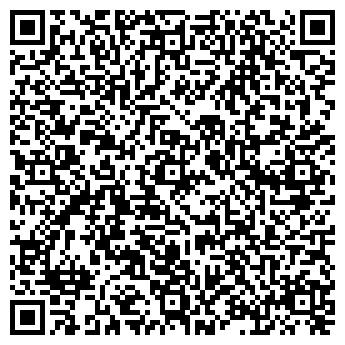 QR-код с контактной информацией организации Фотосалон, ИП