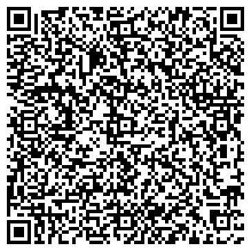 QR-код с контактной информацией организации Кафетерий Изюминка, ИП