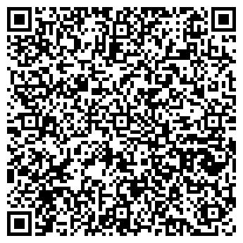 QR-код с контактной информацией организации Manga sushi, ИП