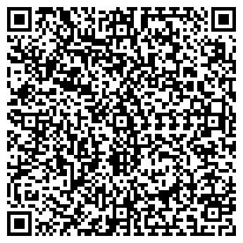 QR-код с контактной информацией организации Кисыков Е.А., ИП