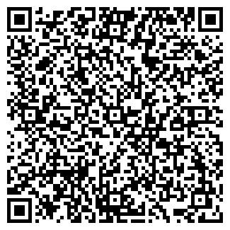 QR-код с контактной информацией организации Такси MEGA, ИП