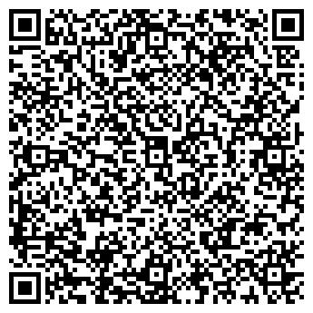 QR-код с контактной информацией организации Чистый Дом, ИП