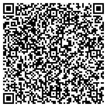 QR-код с контактной информацией организации Алуа, ИП
