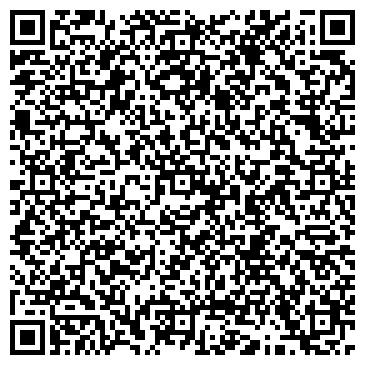 QR-код с контактной информацией организации Ализес, салон красоты
