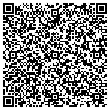 QR-код с контактной информацией организации Студия Нэйл-Арт Светланы Федоровой, ИП