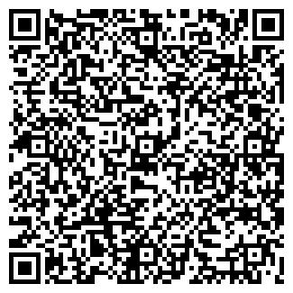 QR-код с контактной информацией организации Parris