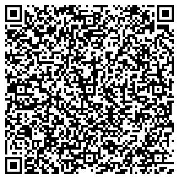 QR-код с контактной информацией организации УКРАИНСКИЙ КЛИНИНГОВЫЙ АЛЬЯНС