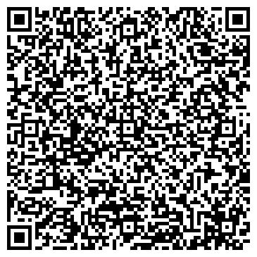 """QR-код с контактной информацией организации Автохимчистка """"Polar Bear"""" (Киев)"""