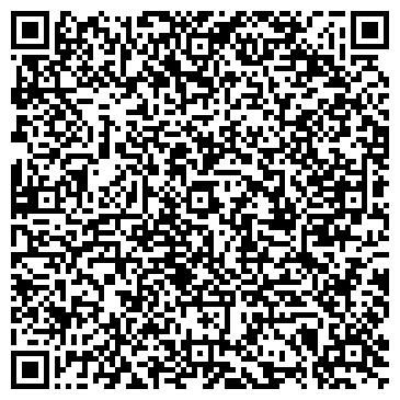QR-код с контактной информацией организации Клининговая компания «Золушка»