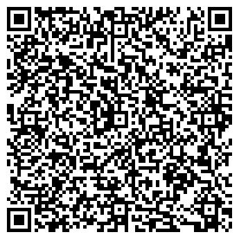 QR-код с контактной информацией организации Клининг-Юг-Сервис