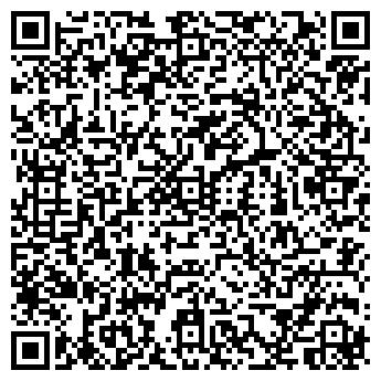 QR-код с контактной информацией организации Блеск Сервис