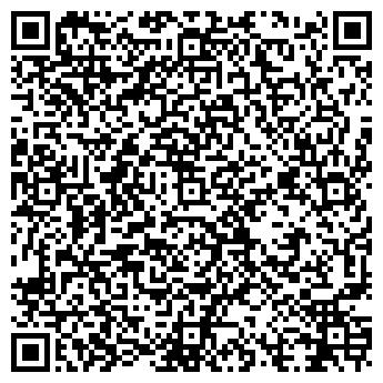 QR-код с контактной информацией организации ЛЮДОЧКА