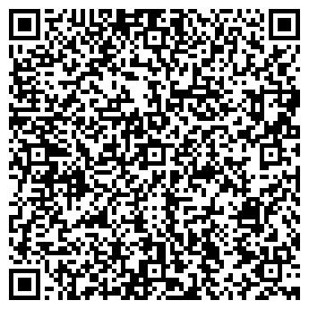 QR-код с контактной информацией организации Студия дизайна виоли