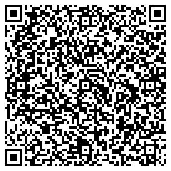 QR-код с контактной информацией организации K&K студия декора