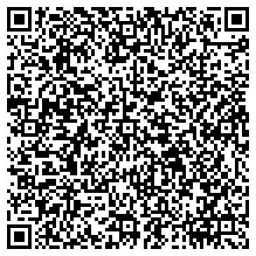 QR-код с контактной информацией организации Креативная студия Дикобраз