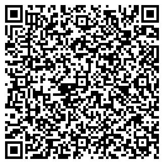 QR-код с контактной информацией организации alfawatch