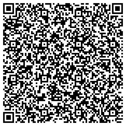 QR-код с контактной информацией организации ПРОИЗВОДСТВЕННАЯ БАЗА МЕХАНИЗАЦИИ МУП ТЕПЛОВЫЕ СЕТИ ДЗЕРЖИНСКОГО РАЙОНА