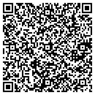 QR-код с контактной информацией организации golden wedding