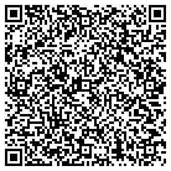QR-код с контактной информацией организации OKSI STUDIO