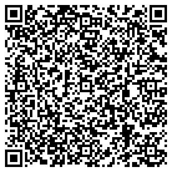 QR-код с контактной информацией организации Видеостудия Изюминка