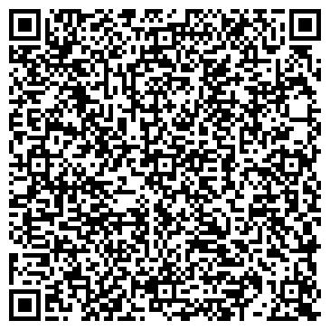 QR-код с контактной информацией организации «Alladin Records»