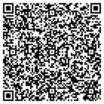 QR-код с контактной информацией организации Студия Колорит