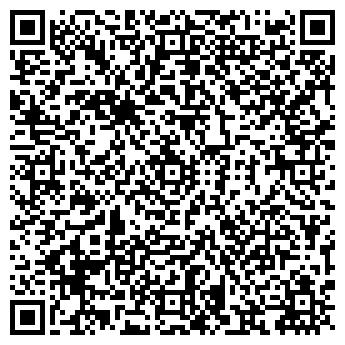 QR-код с контактной информацией организации histudio