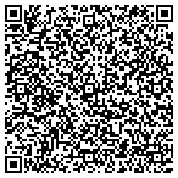 QR-код с контактной информацией организации салон красоты «Кристина»