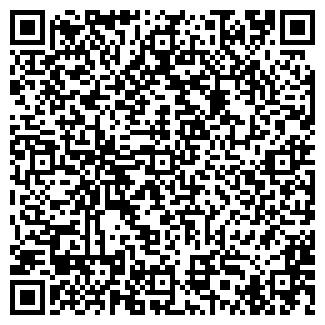 QR-код с контактной информацией организации DND