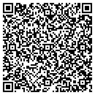 QR-код с контактной информацией организации hair-home