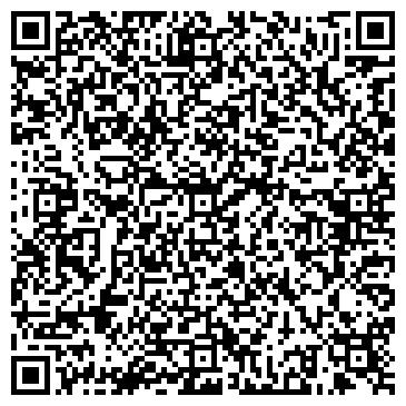 QR-код с контактной информацией организации ИП салон красоты Сияние