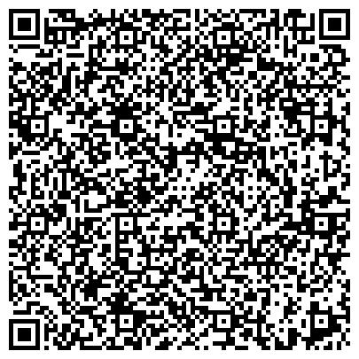 """QR-код с контактной информацией организации ООО Центр подбора персонала в семьи """"Фрекен Бок"""""""