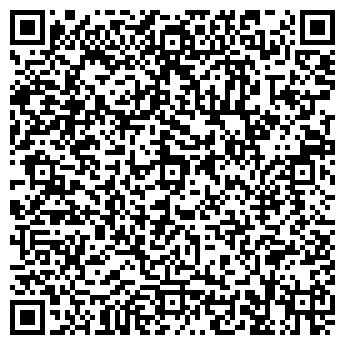 QR-код с контактной информацией организации ООО Медвежатник