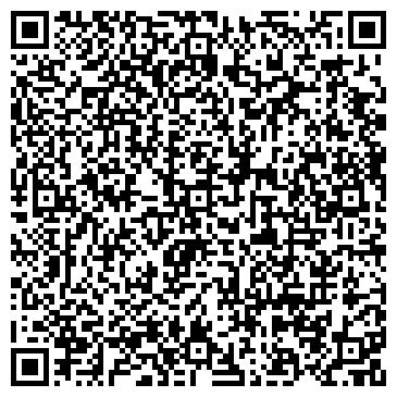 QR-код с контактной информацией организации выставочная компания Expobud