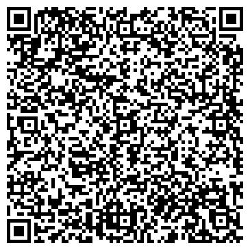 """QR-код с контактной информацией организации Бюро переводов """"BLISS"""""""