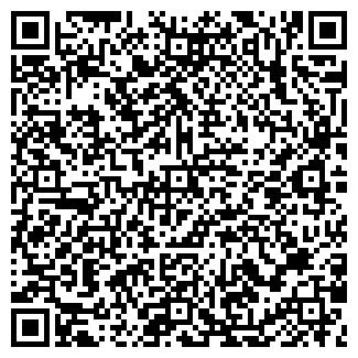QR-код с контактной информацией организации ВОСТОК, ЧОП