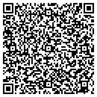 QR-код с контактной информацией организации Росс Акции
