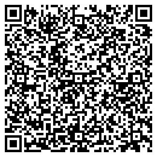 QR-код с контактной информацией организации SweetCar