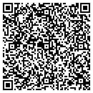 QR-код с контактной информацией организации Auto Finance