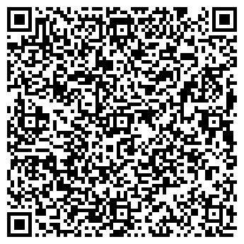 QR-код с контактной информацией организации arendacar
