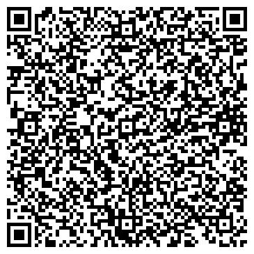 QR-код с контактной информацией организации Выговский, ООО