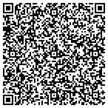 QR-код с контактной информацией организации Комод сеть ломбардов, ПО